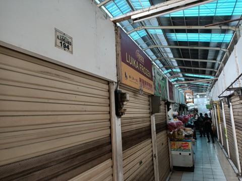 Aturan Ganjil-Genap di Pasar DKI Ditiadakan