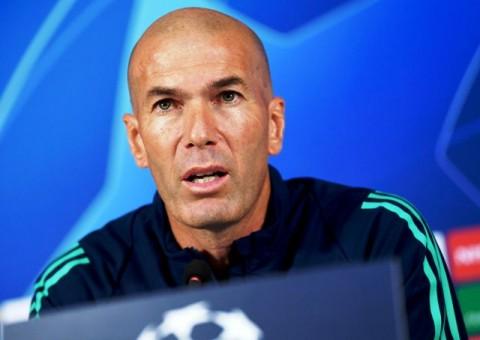 Zidane Sebut Real Madrid Belum Juara Liga Spanyol