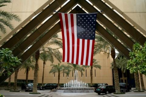 Kedubes AS di Arab Saudi Dilanda Wabah Covid-19