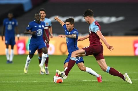 Kalah dari West Ham, Chelsea Buang Peluang Naik ke Posisi Tiga