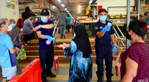 Malaysia Laporkan Tidak Ada Penularan Baru Covid-19