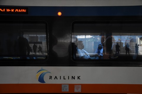 KA Bandara Soekarno-Hatta Kembali Beroperasi