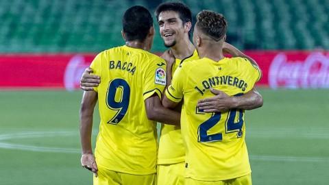 Tekuk Real Betis, Villarreal Masuk Lima Besar