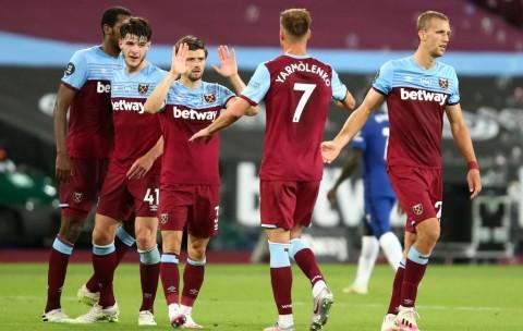 5 Fakta Menarik Usai Chelsea Dipecundangi West Ham