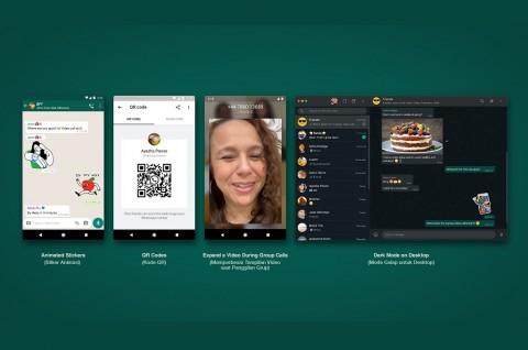 WhatsApp Web Kedatangan 3 Fitur Anyar, Apa Saja?