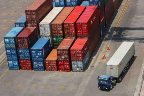 Nilai Ekspor Sumut Turun 4,85%