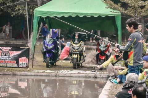 NX Riders Tangsel Rayakan Tahun Ke-3 Penuh Kesederhanaan