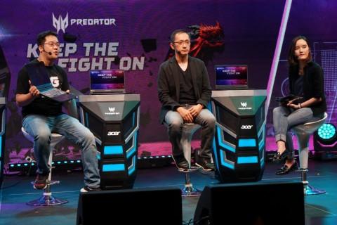 Acer Rilis 3 Laptop Gaming Terbaru di Seri Triton, Helios, dan Nitro