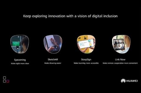 Huawei Umumkan Kontes Apps UP