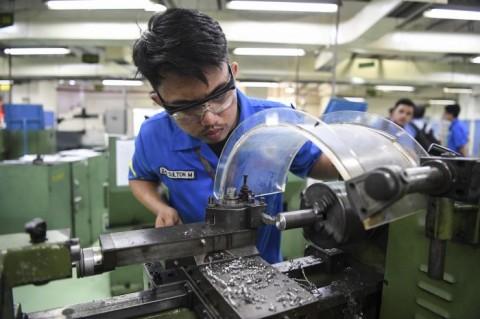 Indeks Manufaktur Indonesia Naik