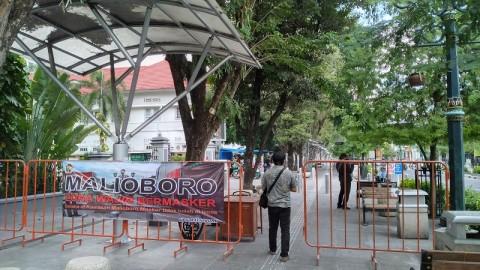 Zonasi Kuota Pengunjung Malioboro Mulai Diterapkan