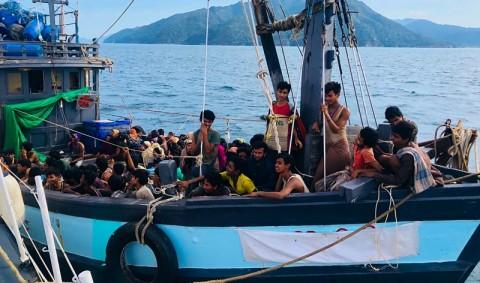 Uni Eropa Puji Keputusan Indonesia Tampung Pengungsi Rohingya