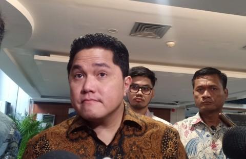 Cegah Monopoli Lion Air, Erick Thohir Tak akan Tutup Garuda
