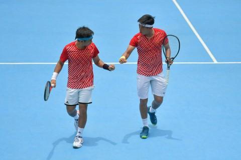 Tim Tenis Putra Indonesia Kembali Jalani Pelatnas