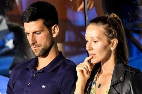 Djokovic dan Istrinya Pulih dari Covid-19