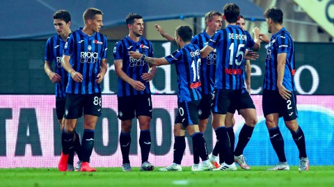 Napoli Jadi Korban Kesepuluh Kemenangan Beruntun Atalanta