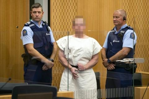Vonis Pembunuh Jemaah Masjid Selandia Baru Dibacakan Agustus