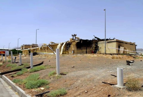 Ledakan Misterius Landa Fasilitas Pengayaan Nuklir Iran