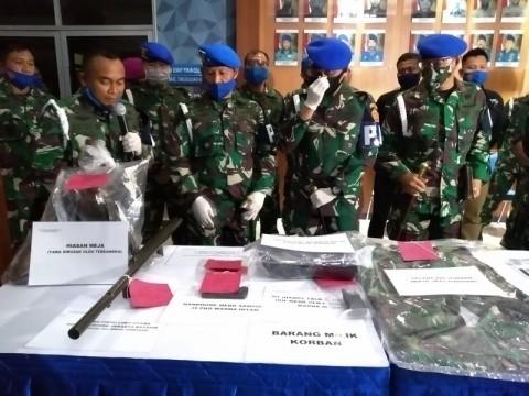 Dua Anggota TNI AD Jadi Tersangka Pembunuhan Babinsa
