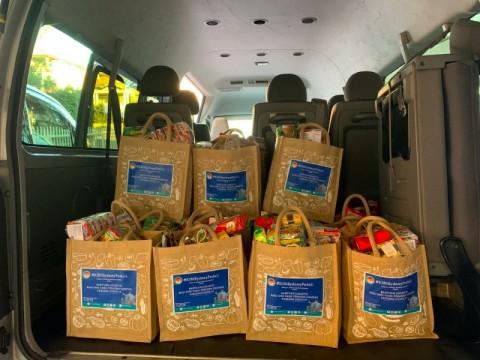 KJRI Distribusikan Paket Bantuan ke WNI di Sydney