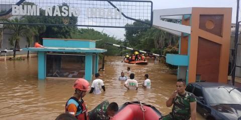 Kabupaten Bekasi Alokasikan Rp20 Miliar untuk Pencegahan Banjir