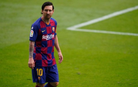 Zidane Tanggapi Rumor Masa Depan Lionel Messi