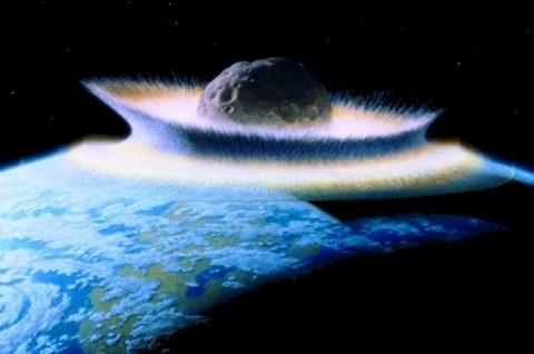 Tanggapan LAPAN Soal Temuan Dinosaurus Punah Akibat Asteroid