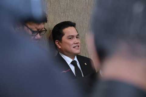 Erick Pastikan Rombak Jajaran Direksi-Komisaris Pupuk Indonesia