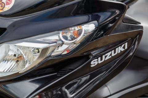 Suzuki Masih Malas  Garap Segmen Motor Listrik