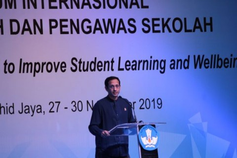 Rekrutmen Kepala Sekolah Diprioritaskan dari Jebolan Guru Penggerak