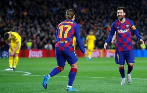 10 Pemain Barcelona dengan Klausul Pelepasan Tertinggi: Messi Kalah dari Griezmann