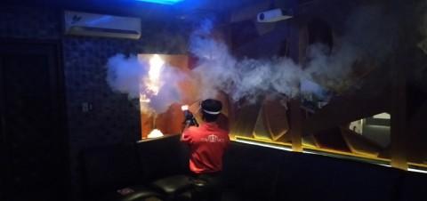 Lokasi Hiburan Malam di Bandung Mulai Simulasi Operasional