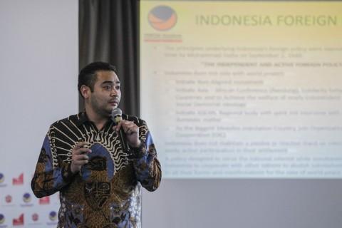 Prananda Paloh Ungkap Bagaimana Penanganan Covid-19 di Indonesia