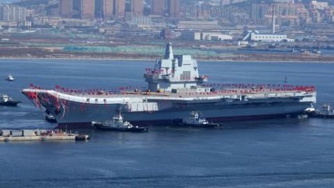 AS Kritik Latihan Militer Tiongkok di Laut China Selatan