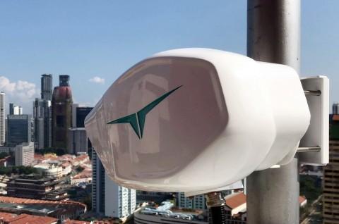 Pemerintah Singapura Investasi di Startup Laser untuk 5G