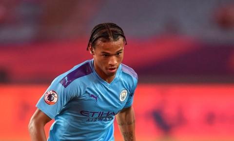 Salam Perpisahan Leroy Sane untuk Manchester City