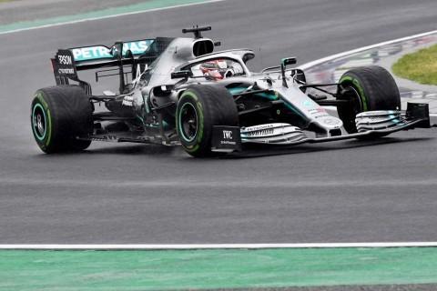 FP2 F1GP Austria: Hamilton Tercepat, Mercedes Berjaya