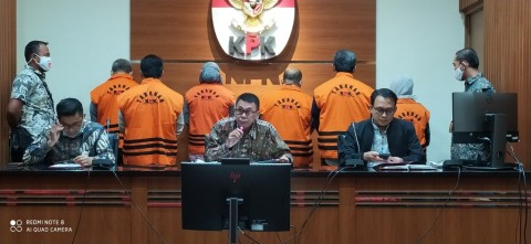 KPK Kecewa Pejabat di Kaltim Tak Jera Terlibat Korupsi