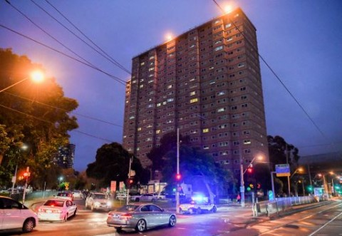Kasus Covid-19 Meningkat, 9 Apartemen di Melbourne Terkena Lockdown