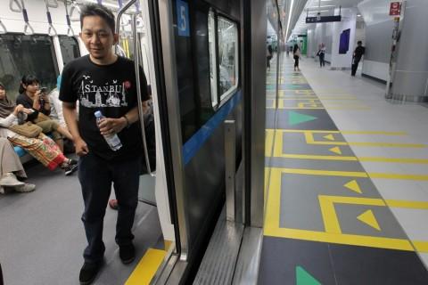 MRT Buktikan Angkutan Umum bukan Penyebar Korona
