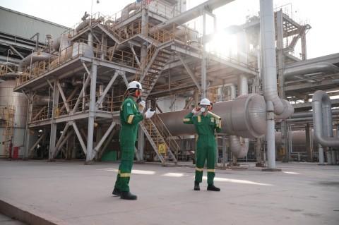 Petrokimia: Penyesuaian Harga Gas Bumi Mampu Hemat Rp743,97 Miliar
