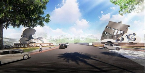 Pembangunan Gerbang Klangon di Yogyakarta Baru 22,7%