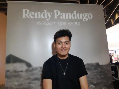 Pamit Rehat, Rendy Pandugo Lepas Singel Paper Heart