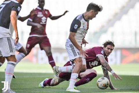 Juventus Perkasa di Derby della Mole