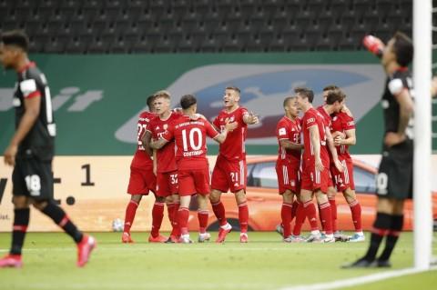 Bayern Muenchen Sabet Gelar DFB Pokal ke-20