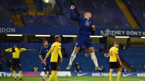 Chelsea Hancurkan Watford