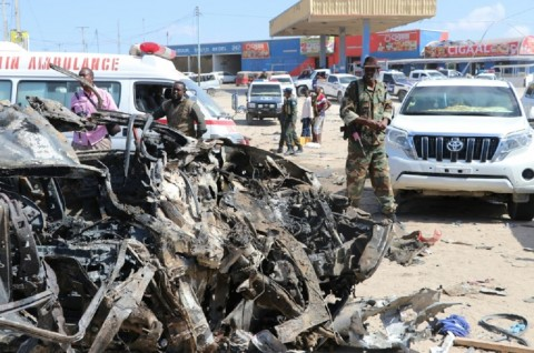 Ledakan Bom di Restoran Somalia Tewaskan 6 Orang