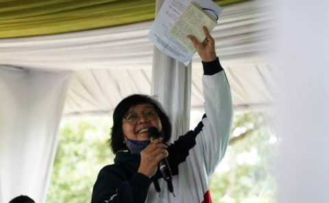 354 Ribu Hektare Hutan di Pulau Jawa Telah Direhabilitasi