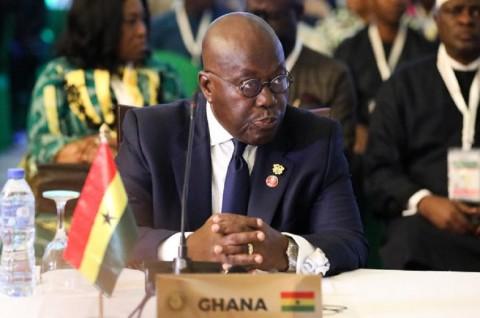 Khawatir Terjangkit Covid-19, Presiden Ghana Mengisolasi Diri