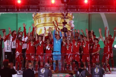 Melihat Dominasi Bayern Muenchen di Ajang DFB Pokal